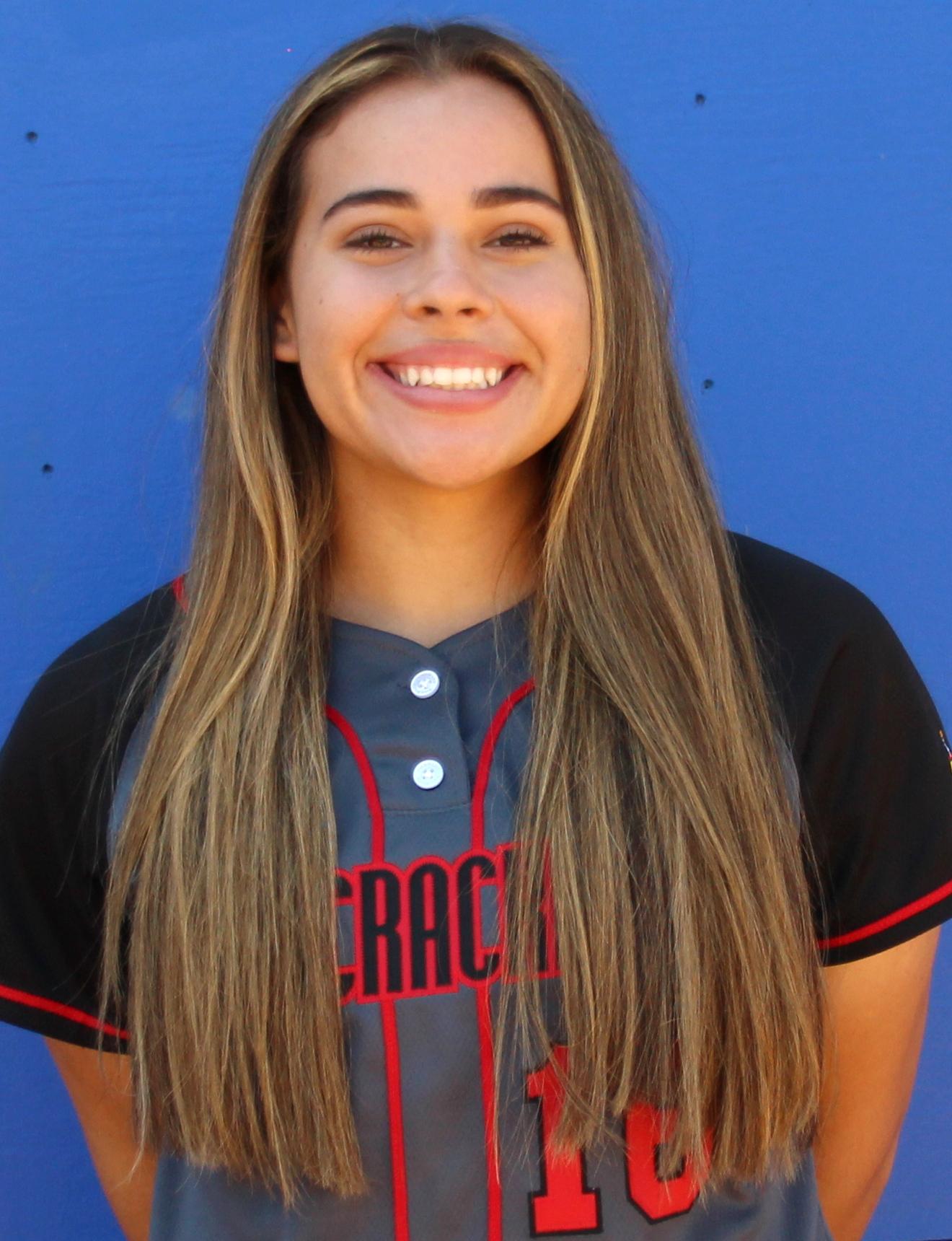#16 Alyssa Garcia